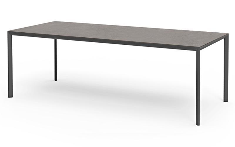 cap dining table  rectangular