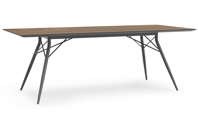 pet dining table  rectangular