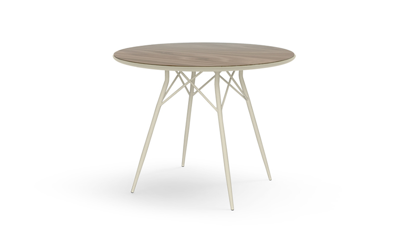 pet dining table  round