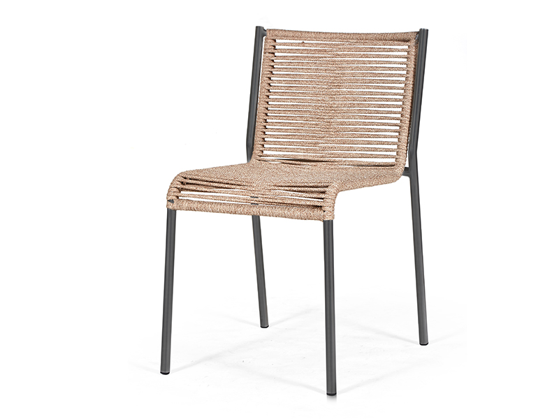 sparse  dining chair  without arm