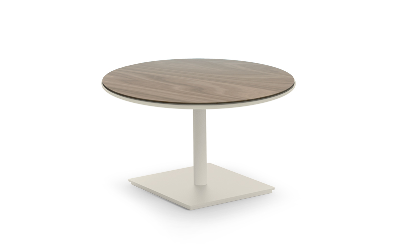zense side table  round